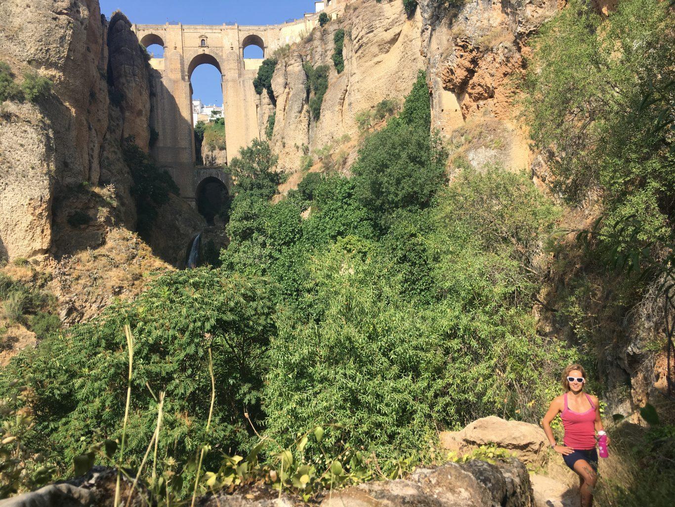 Trail Ronda, actieve jongerenvakantie in Spanje