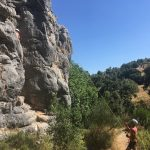 actieve 1-oudervakantie in Spanje