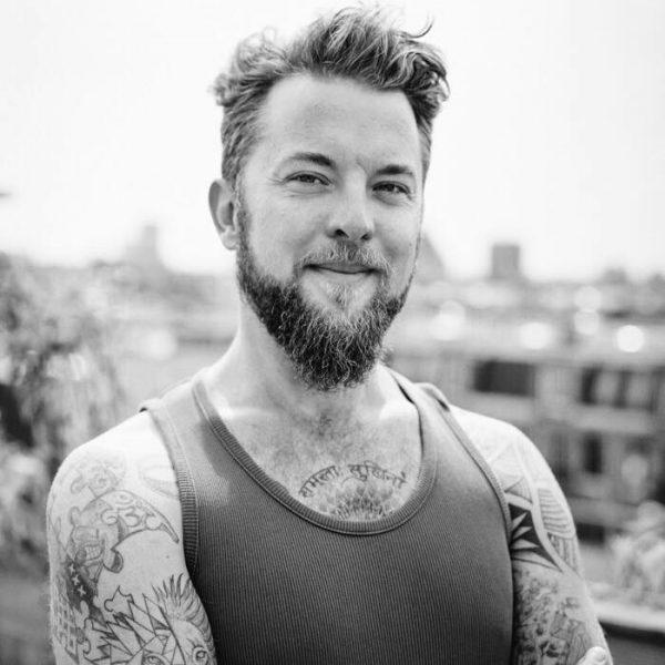 Daniel Maciejewske docent en oprichting van No bullshit retreat in Spanje