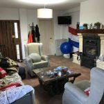 woonkamer tijdens leiderschap retraite