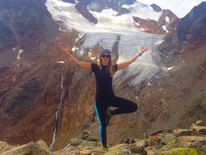 Yoga & hiking/trailrunning retreat + ayuvedische massage