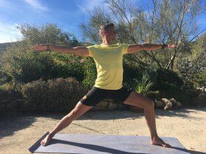 Yoga & actief outdoor
