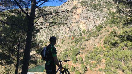 mountainbike vakantie nabij El Burgo