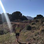 trail runnen tijdens yoga en hiken/trailrunnen vakantie