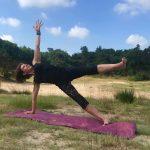 yoga and adventure retreat