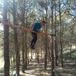 survivalrun tijdens outdoor vakanties in Spanje
