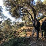 hike tijdens outdoor vakanties in Spanje