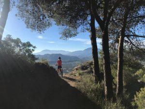 MTB trektocht Andalusië