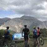 uitzicht tijdens MTB trektocht Spanje Trans Andalusie