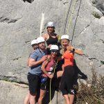 rots klimmen outdoor en fitness vakantie in Spanje