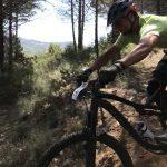 mtb outdoor activiteiten in Spanje