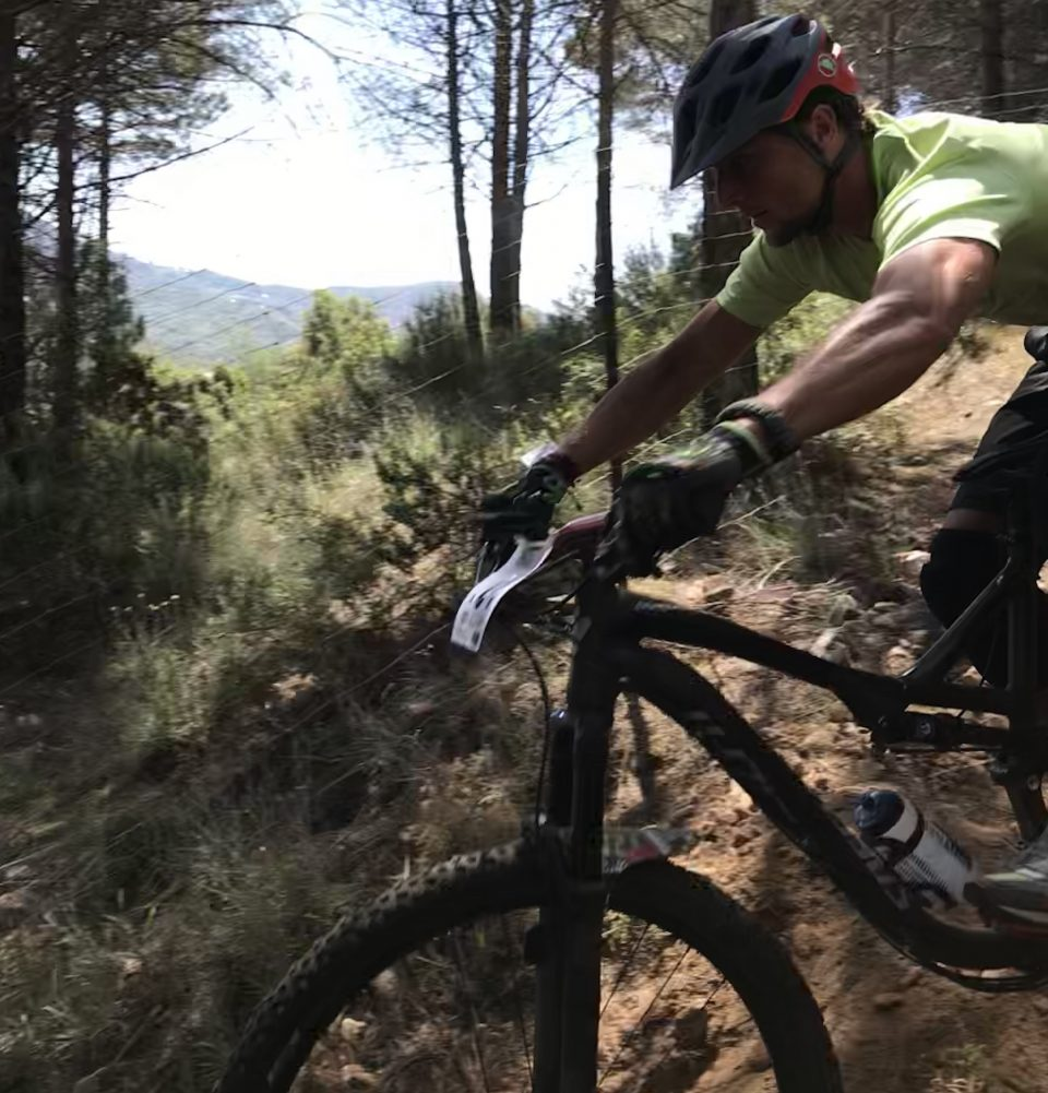 Enduro MTB vakantie in Spanje