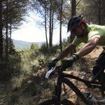 afdaling 2 tijdens fitnessvakanties in Spanje