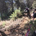 sectie 5 mtb tijdens sportvakanties in Spanje