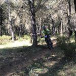 afdaling 2 tijdens sportvakanties in Spanje