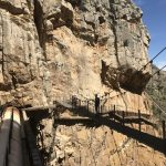 caminito del rey one of our outdoor activities