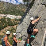 zekeren tijdens sportvakanties in Spanje