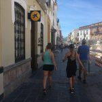 cultuur opdracht tijdens sportvakanties in Spanje