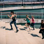gastdocente tijdens de gezonde start; outdoor, voeding, coaching en vitaliteit, fitnessvakantie