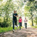gastdocente tijdens de gezonde start; outdoor, voeding, coaching en vitaliteit fitnessvakantie