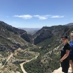 navigatie opdracht tijdens sportvakanties in Spanje