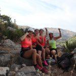 sport klimmen tijdens sportvakanties in Spanje