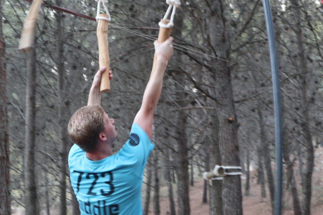 survival at yoga en actief outdoor retreat in Spanje