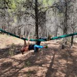 survival at sport holiday in Spain