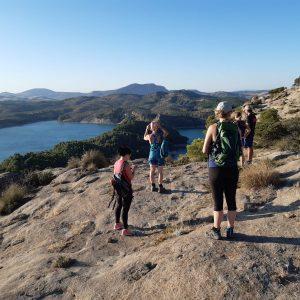 hike tijdens Out and About... You voor persoonlijk en professioneel leiderschap