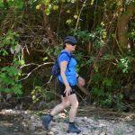 hike yoga en hiking en/of trail running