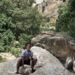 krachtpatser tijdens jongerenvakantie in Spanje