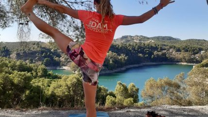 adventure yoga retreat, Yoga und hiking oder trail running