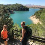 omgeving tijdens nieuwjaar retreat , outdoor en fitness vakantie