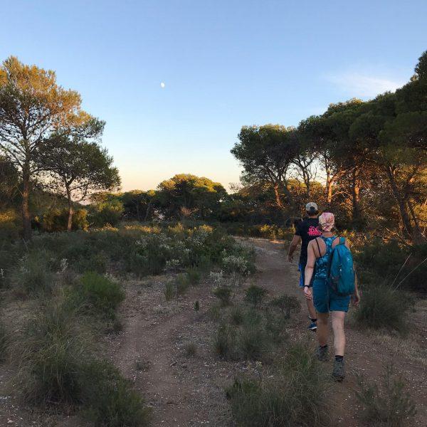 Yoga und Hiking / Trailrunning Urlaub