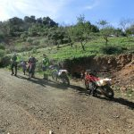 day 8 at Enduro holiday in Spain
