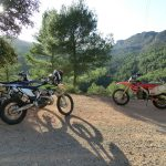 day 5 at Enduro holiday in Spain