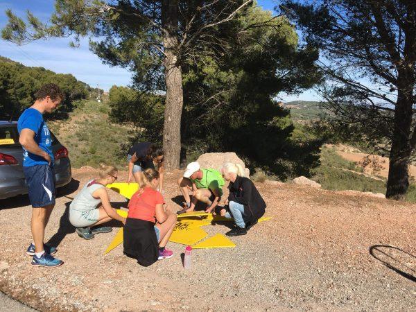 adventure run sportvakanties in Spanje