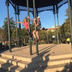 polefitness at sport holiday in Spain