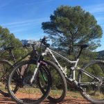 @mountainbike vakantie in Spanje