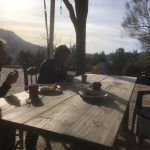 breakfast at terras