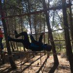 survival tijdens actieve ouder/kind vakantie in Spanje