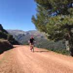 easy riding sport mountainbike holiday in Spain