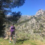 mtb tijdens mountainbike vakantie in Zuid Spanje