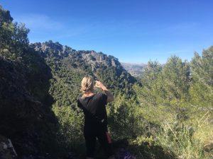 Yoga en hike/trailrun vakantie