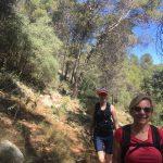 deelnemers tijdens sport vakanties in Spanje