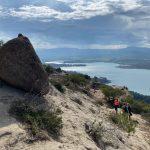 uitzicht hike tijdens sport vakanties in Spanje