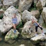 at Ronda at yoga and hiking in Spain