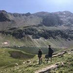 hike tijdens outdoorvakantie in Frankrijk