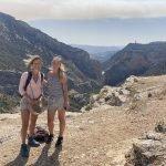 hike bij caminito del rey tijdens outdoorvakantie in Spanje