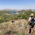 hike bij Ardales tijdens outdoorvakantie in Spanje